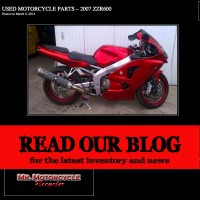 Used Motorcycle Parts DFW