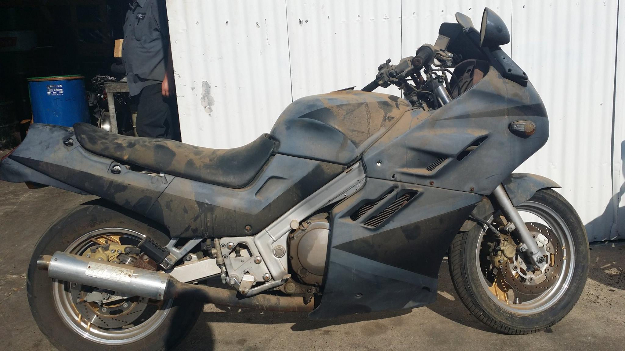 Used Motorcycle Parts Store
