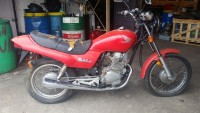 1991 Honda CB250 Nighthawk Parts bike. Used Motorcycle parts store. Mr. Motorcycle