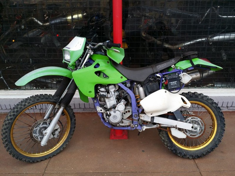 1994 Kawasaki KLX250 Used Parts